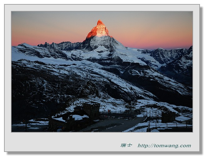 阿爾卑斯山脈之旅--德瑞奧